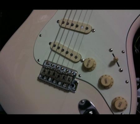 ギターを、買ったよ